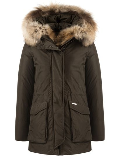 Test winterjacken woolrich