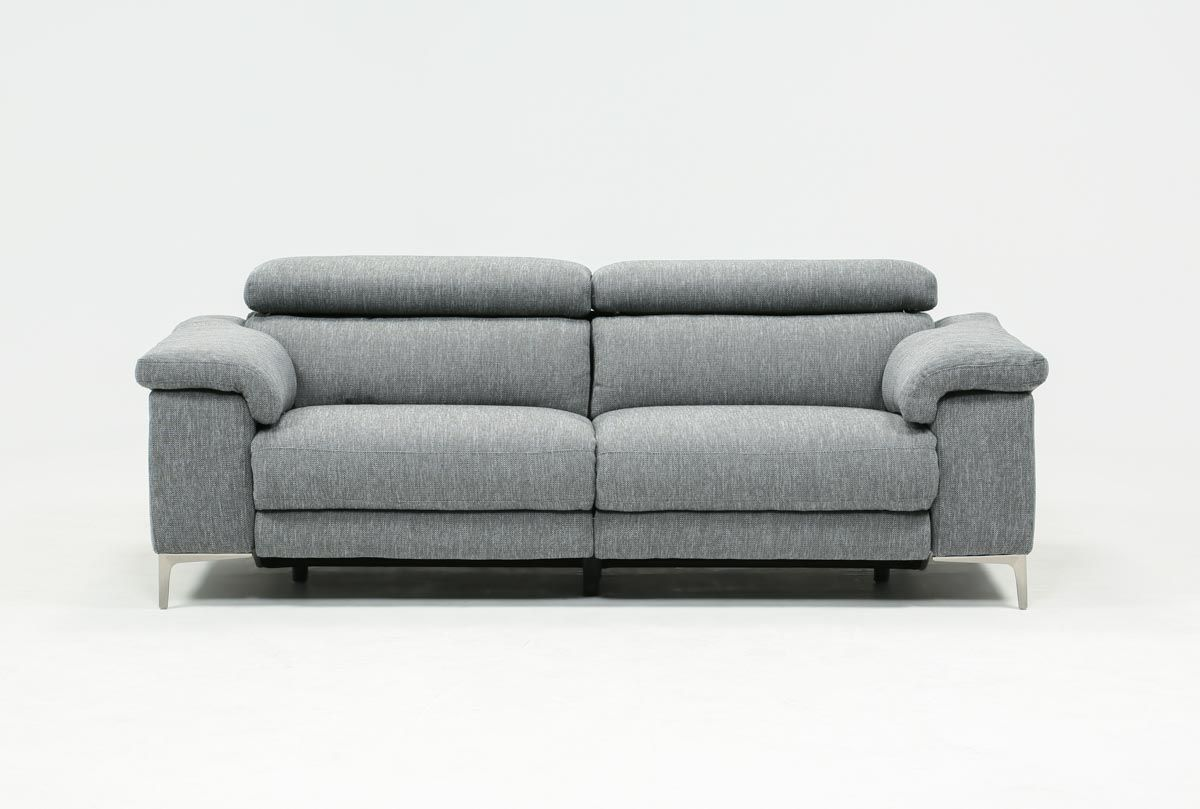 Phenomenal Talin Grey Power Reclining Sofa W Usb Reclining Sofa Gmtry Best Dining Table And Chair Ideas Images Gmtryco