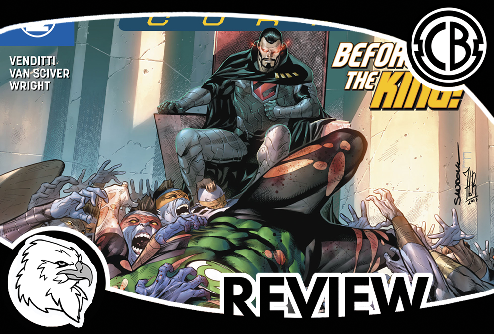 Review Hal Jordan and the Green Lantern Corps 38 Green