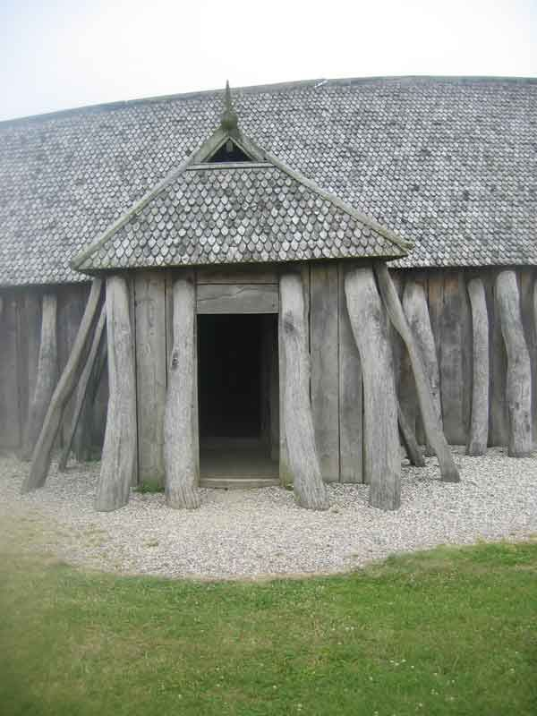 Fyrkat vikingmuseum, Denmark