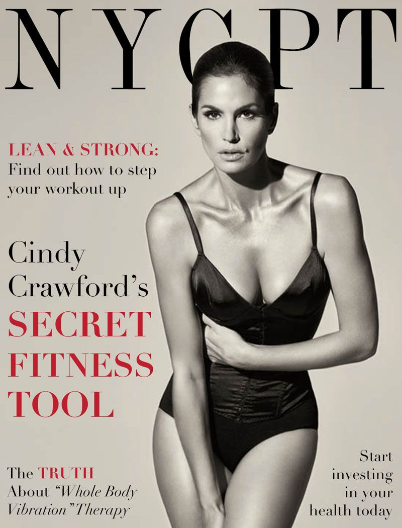 It was only until recently that Ms. Crawford revealed her secret to maintaining her toned physique -- Whole Body Vibration Therapy on the Power Plate®.