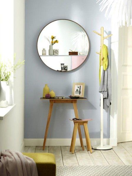 upcycling dieser spiegel bekommt einen neuen look diy inspirationen pinterest. Black Bedroom Furniture Sets. Home Design Ideas