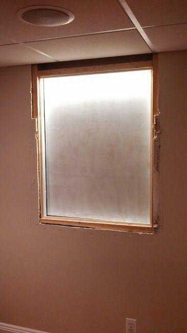 New Artificial Windows for Basement