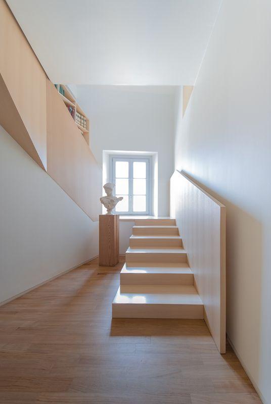 a2bc architetti / tre appartamenti, milano Minimalist decor