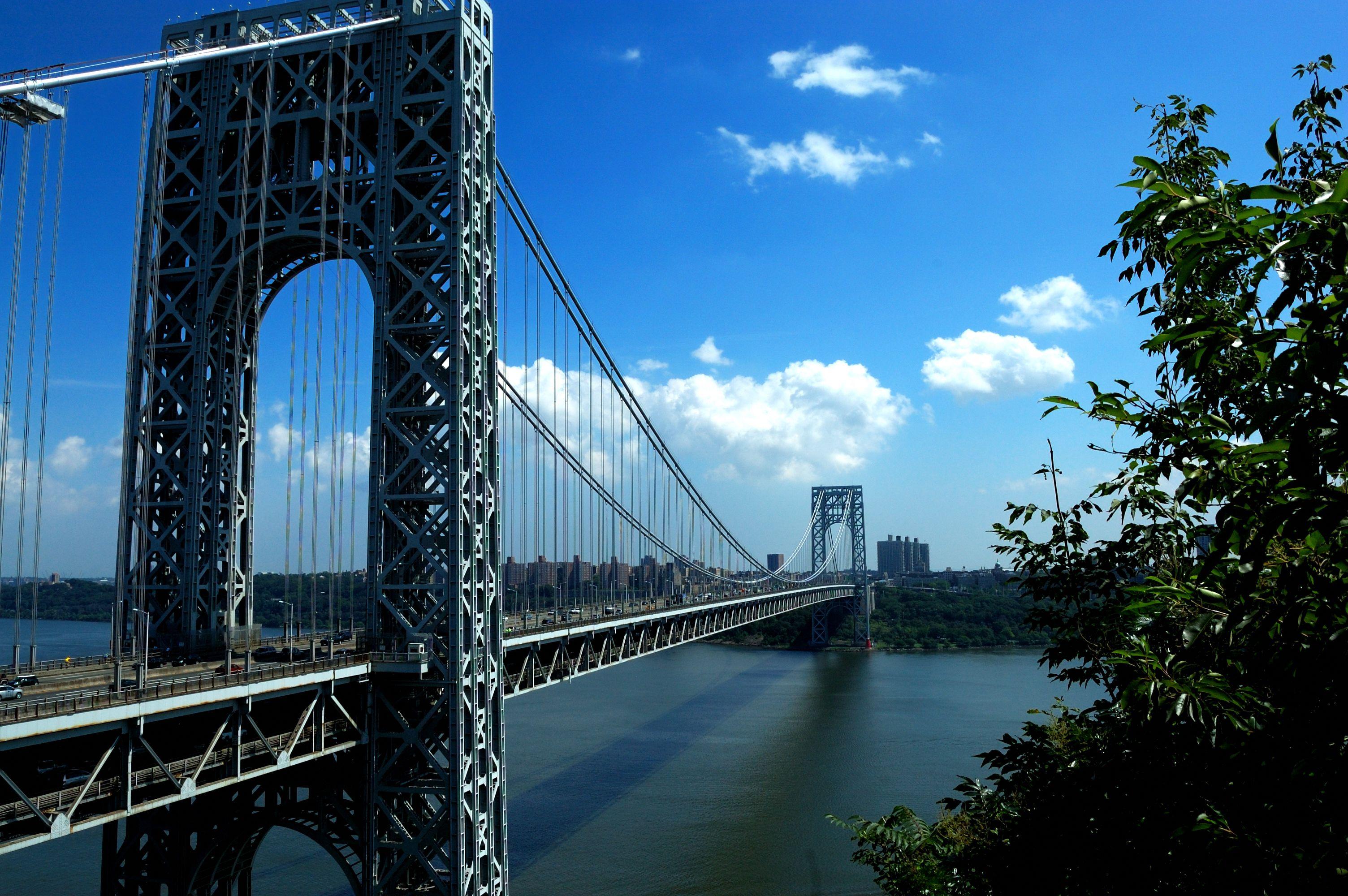 G. Washington Bridge, USA