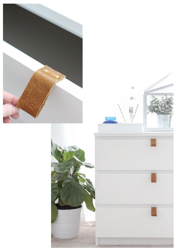 Trending Leather Drawer Pulls And Door Handles Meubles Ikea
