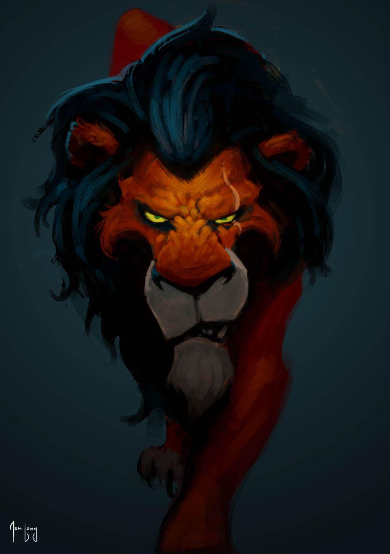 42+ Scar roi lion dessin ideas in 2021