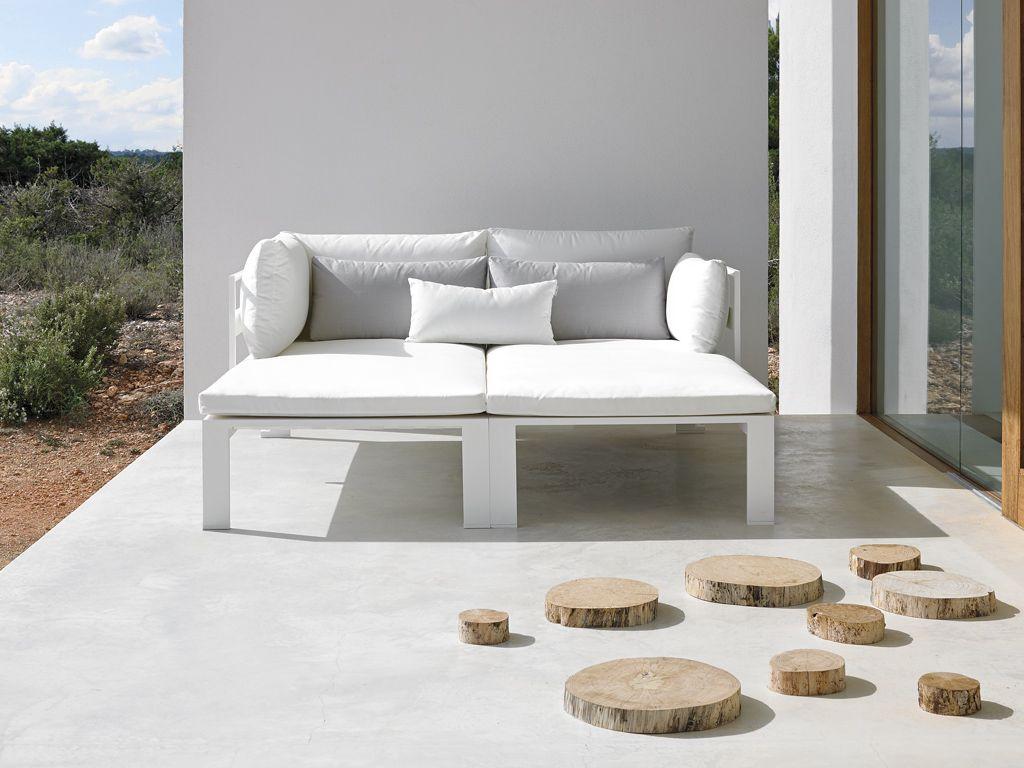 El Sof Modular 2 Jian Es Un Mueble Contempor Neo Ligero Y  # Muebles Seu D'Urgell