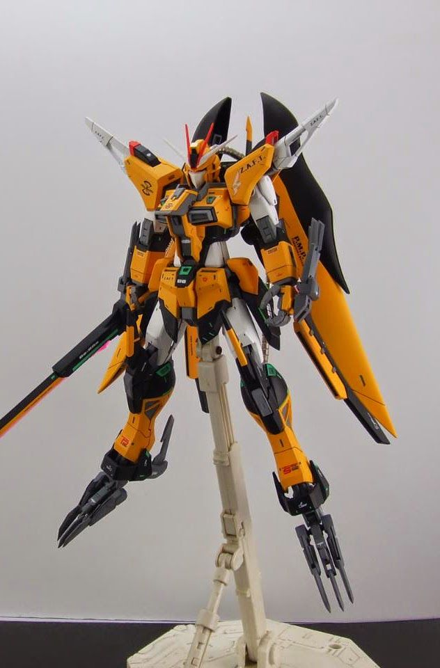 Custom Build: 1/100 ZGMF-X89S Dust Gaia Gundam - Gundam Kits Collection News and Reviews ...
