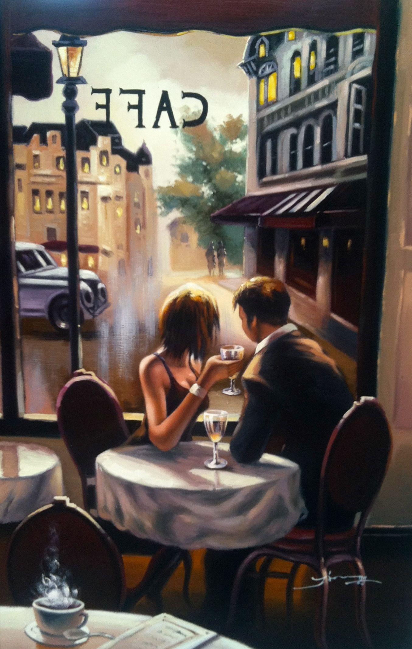 тюнинг картинки кафе для двоих каждом