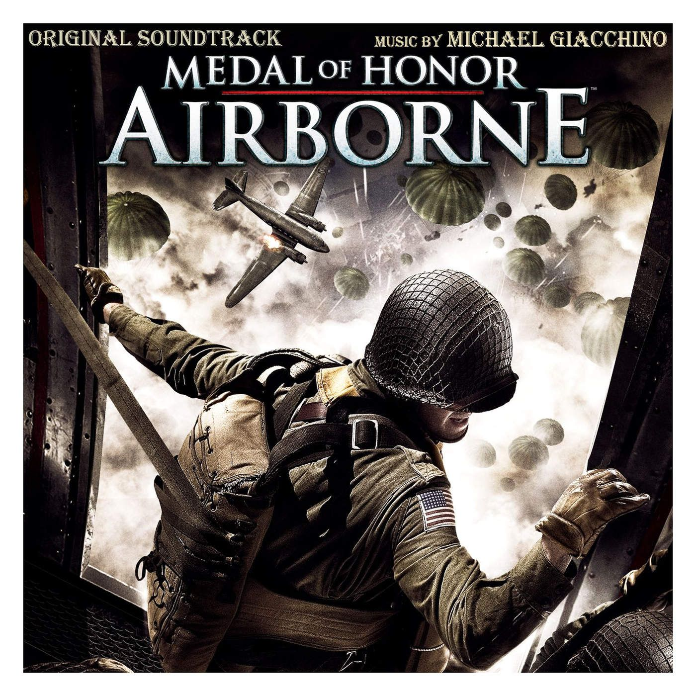 Medal Of Honor Airborne By Michael Giacchino Medal Of Honor Pc Games Download Gaming Pc