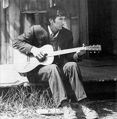 Country Legend Townes Van Zandt 3 Chords 2 Boots The Truth Red