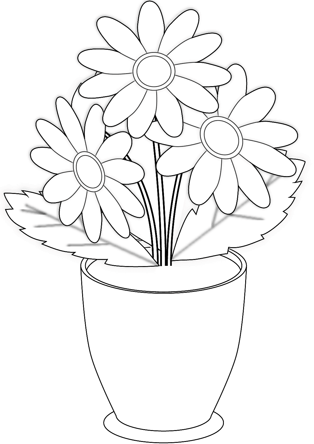 Kishorbiswas I Will Draw Detail Vector Line Art Of Your Image And Product For 5 On Fiverr Com In 2021 Printable Flower Coloring Pages Free Printable Coloring Pages Flower Coloring Pages
