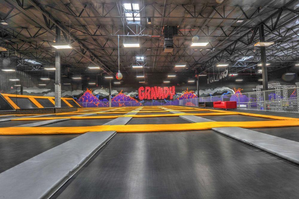 Las Vegas Trampoline Park Gravady Extreme Air Sports > Home