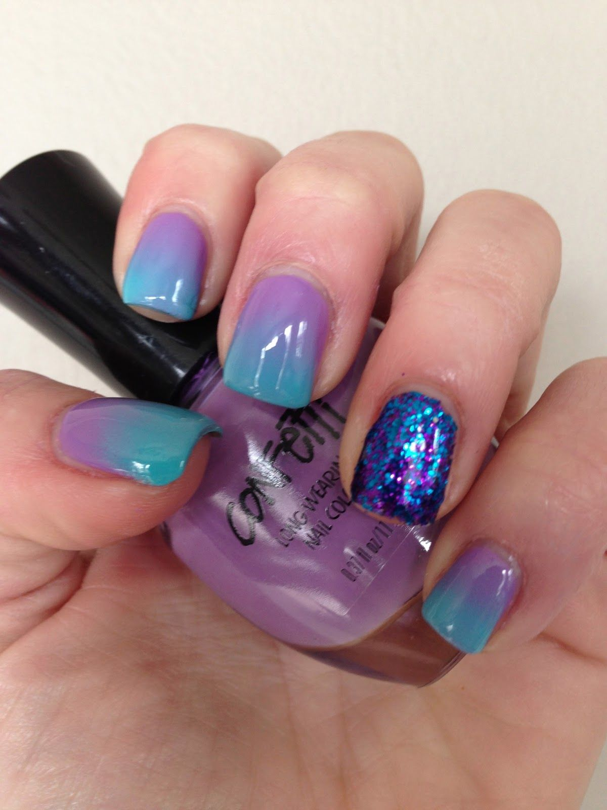 Lacquer: The Best Medicine! Spring Ombre | nails! | Pinterest ...