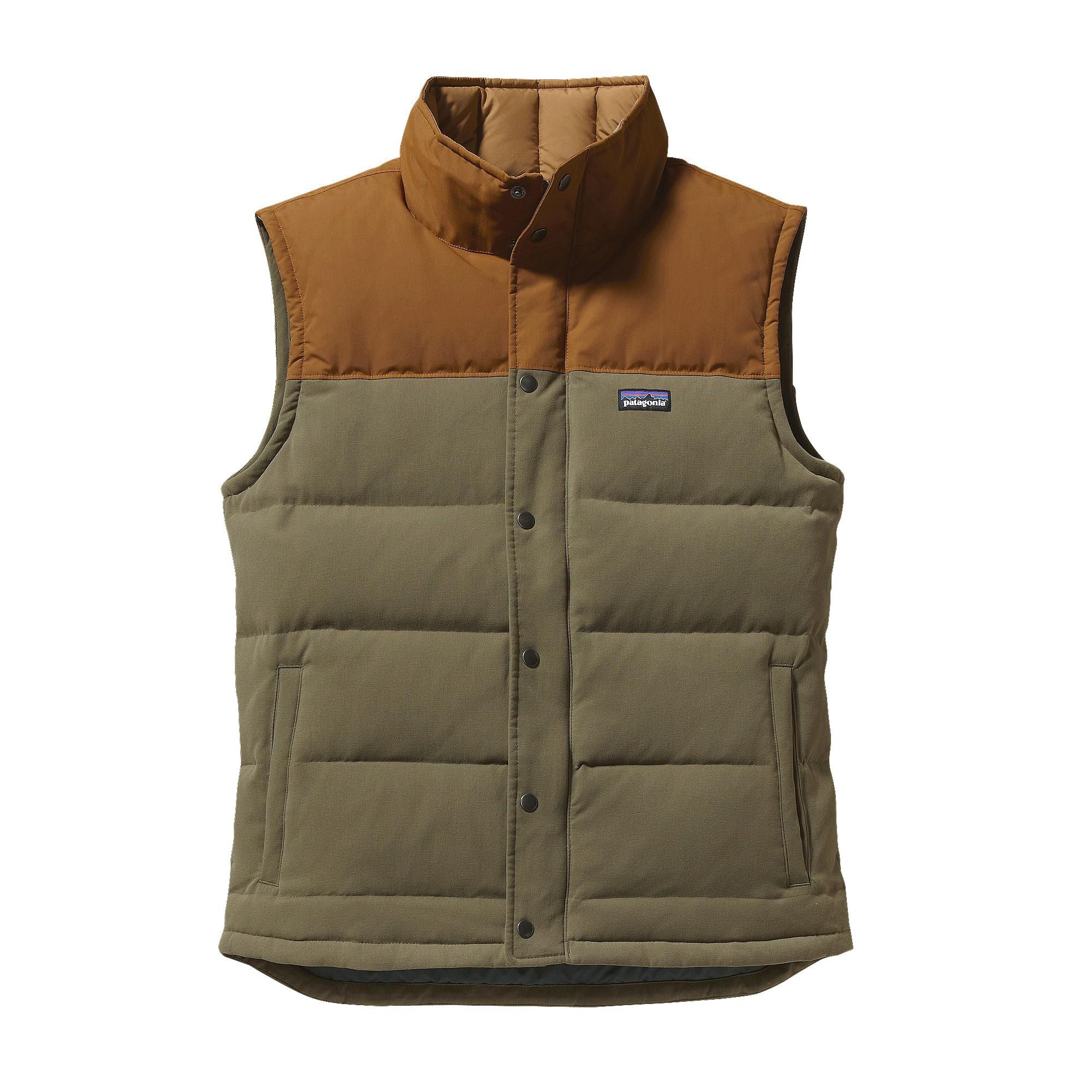 Patagonia Men's Bivy Down Vest.
