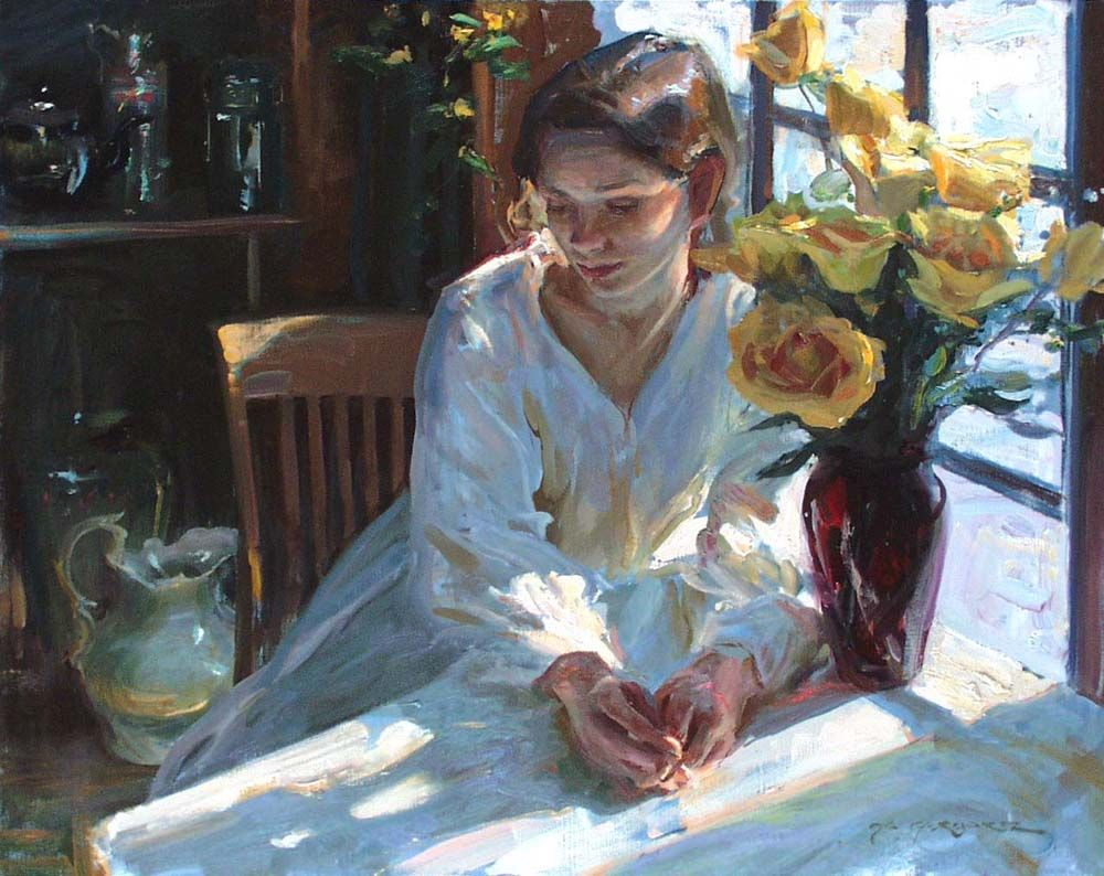 Renew watercolor artist magazine - Daniel Gerhartz Paintings Art Renewal Center Daniel F Gerhartz Winter