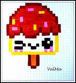 Les Créas De Valma Mes Modèles Dessins Pixels Novembre