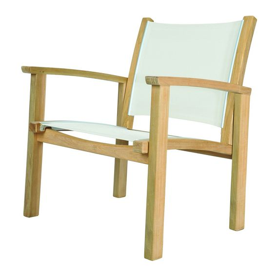 St Tropez Club Chair Is Designed For Exceptional Comfort Without The Need For A Cushion 3 Elegant Outdoor Furniture Club Chairs Deep Seating Chair