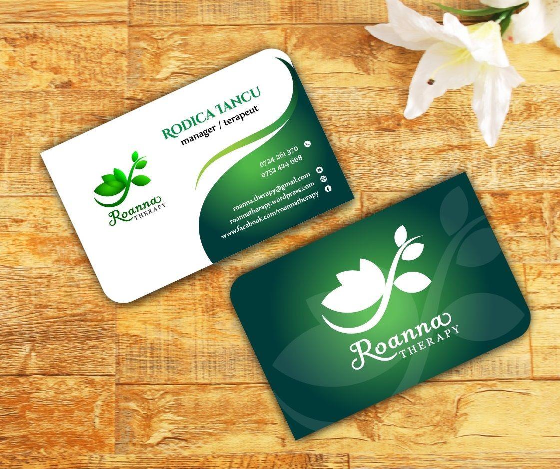 Carte de vizită | Business cards and Therapy