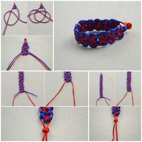 DIY Friendship Bracelet Designs DIY Friendship Bracelet Designs