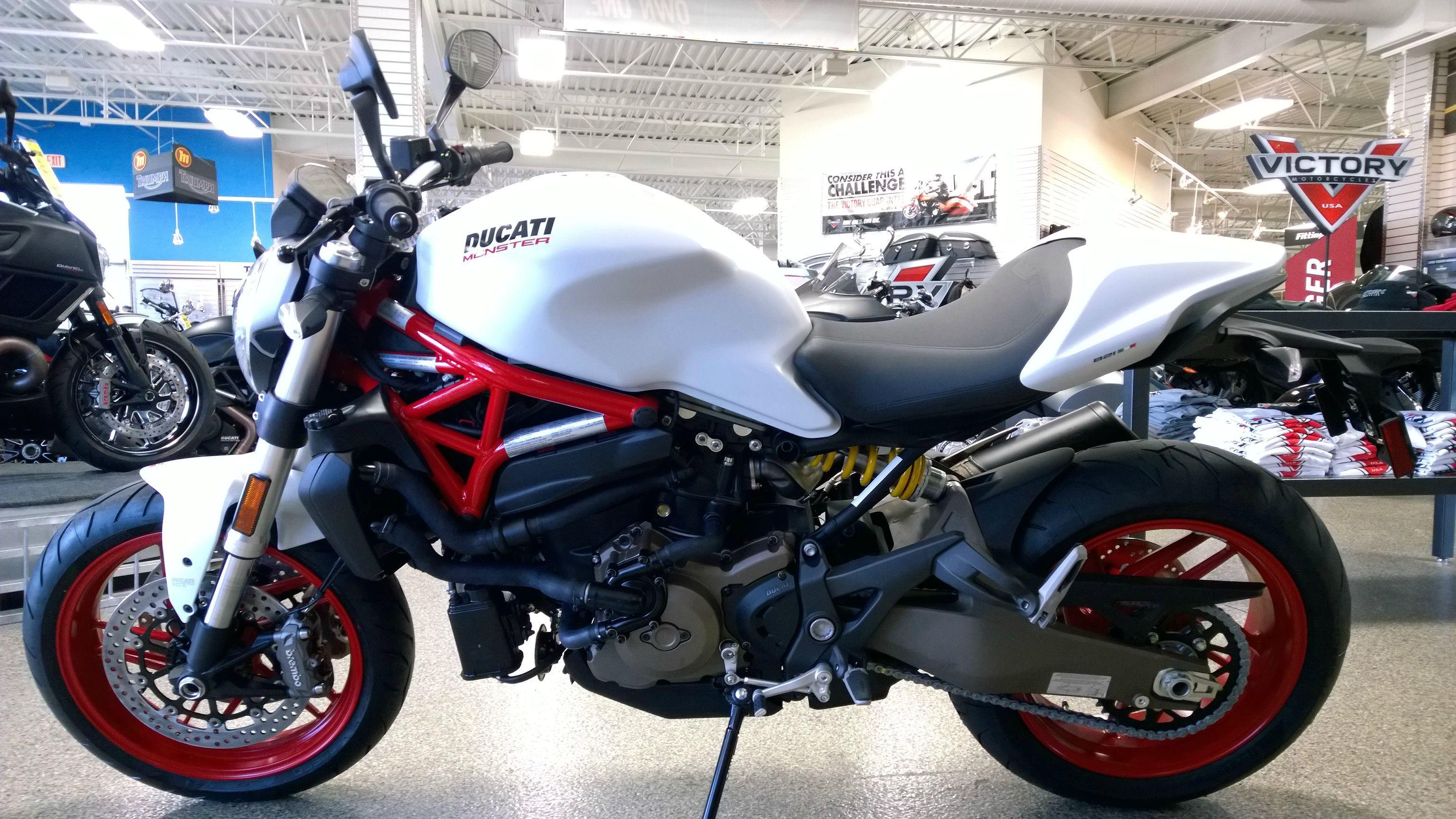 Ducati Monster Photos Motorcycle USA