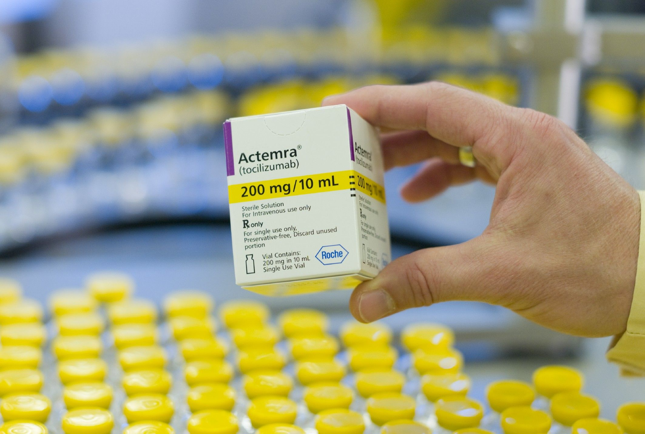Brand Actemra Generic tocilizumab Indication Rheumatoid
