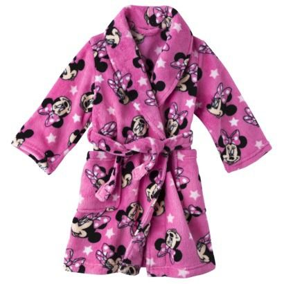 Disney 174 Minnie Mouse Toddler Girls Robe My Daughter