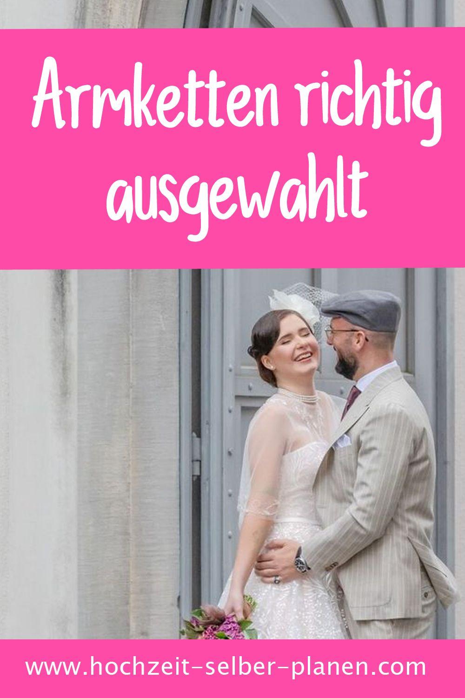Armketten Richtig Ausgewahlt Armkettchen Hochzeit Trauzeugin