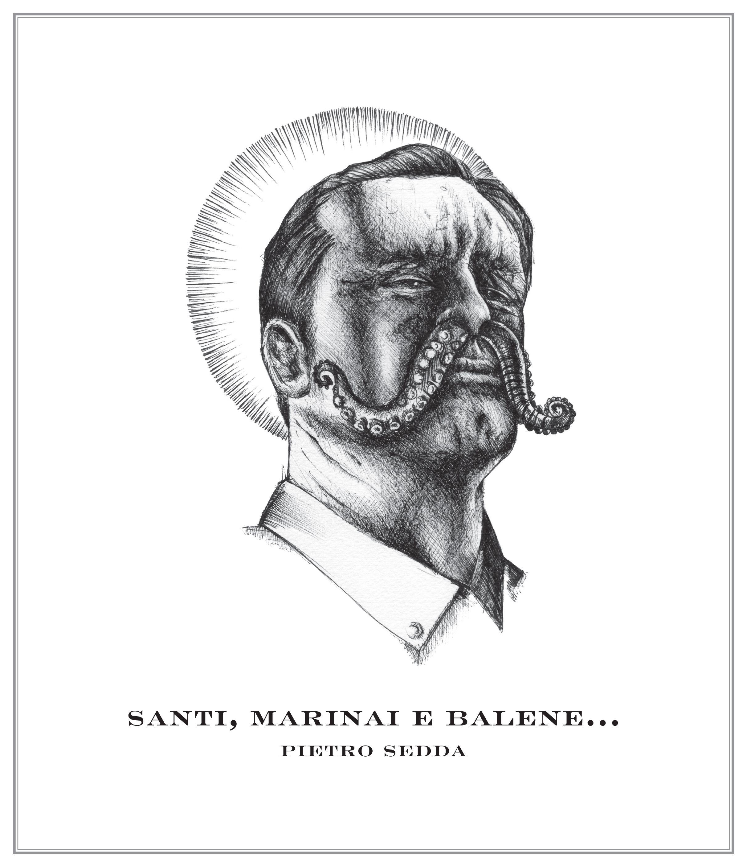 Pietro Sedda Santi, Marinai e Balene..