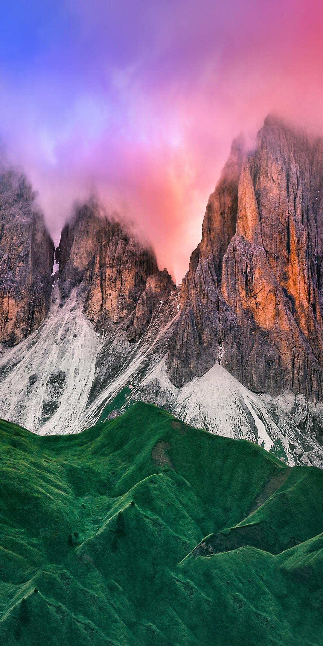 Mountains wallpaper Dessin montagne, Belle photo, Paysage