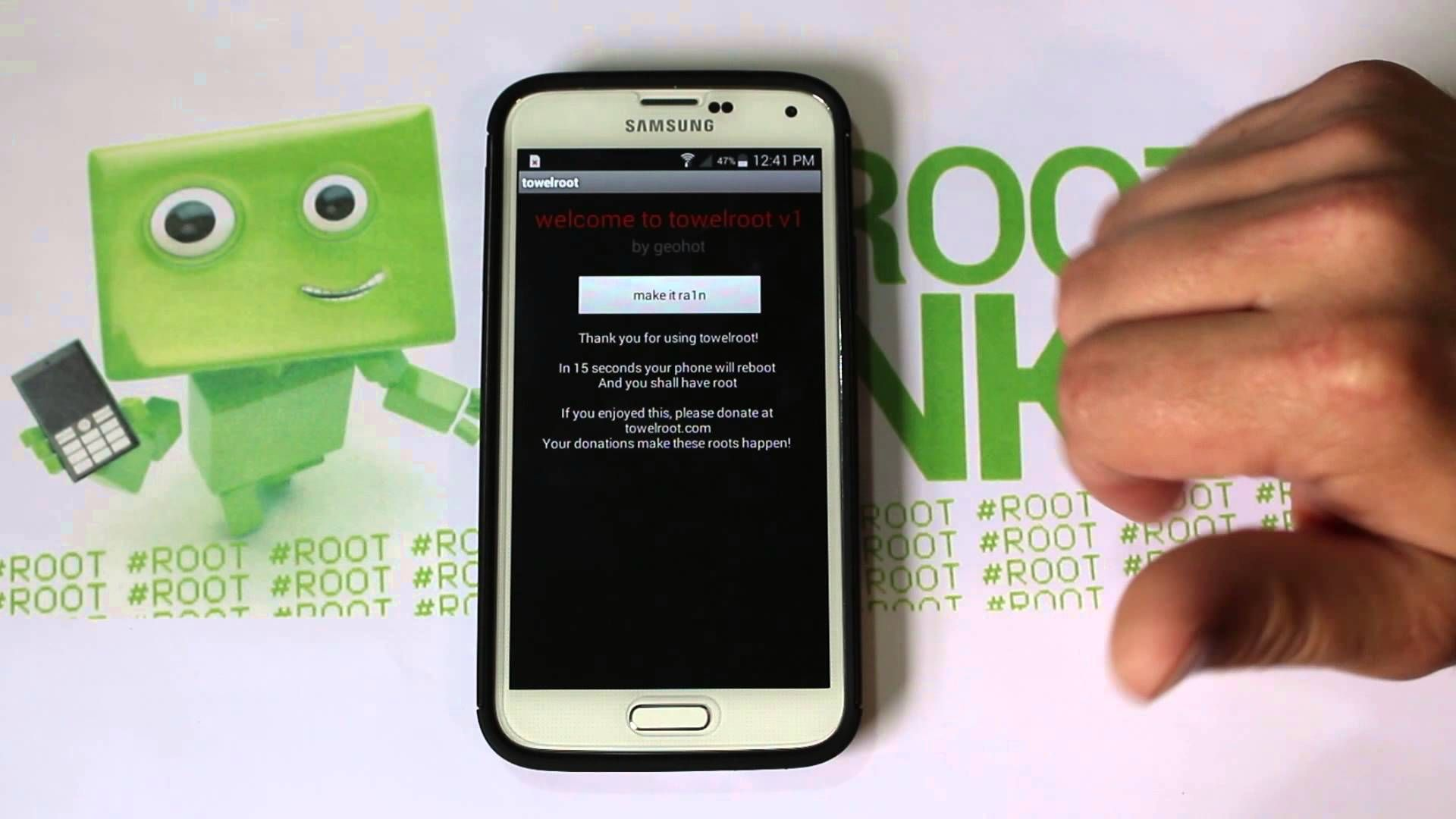 How to Root Samsung Galaxy S5, S4, Note 3, & S4 active for