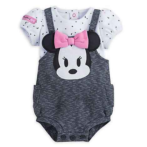 Punk Art Disney Mickey Mouse Newborn Jumpsuit Baby Romper Infant Clothes Outfits