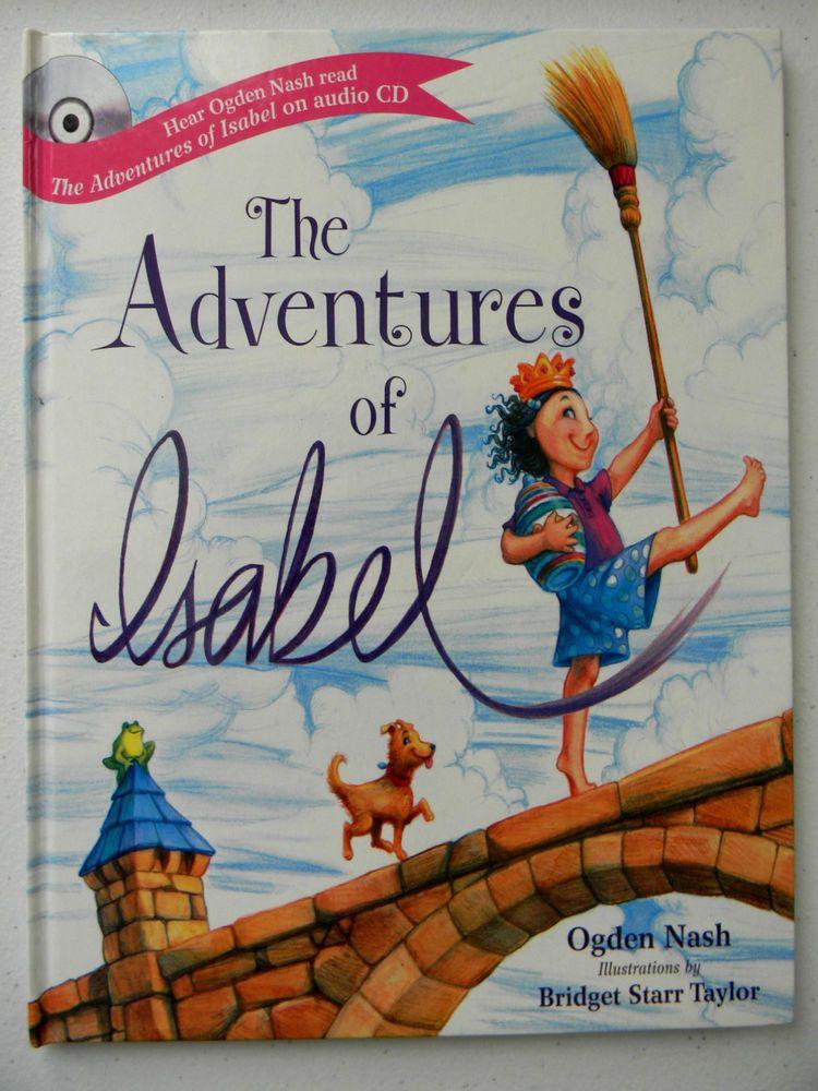 The Adventures Of Isabel By Ogden Nash Bridget Starr Taylor 2008 No
