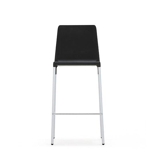 Brilliant Allermuir Kojak Seating Barstool Chair Stool Folding Chair Theyellowbook Wood Chair Design Ideas Theyellowbookinfo