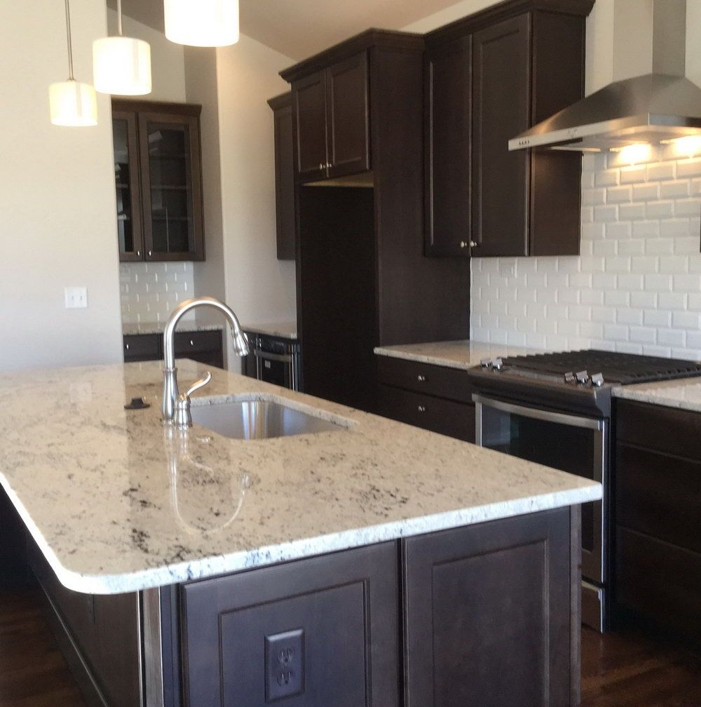 See The Source Image Espresso Kitchen Cabinets Backsplash With Dark Cabinets Dark Kitchen Cabinets