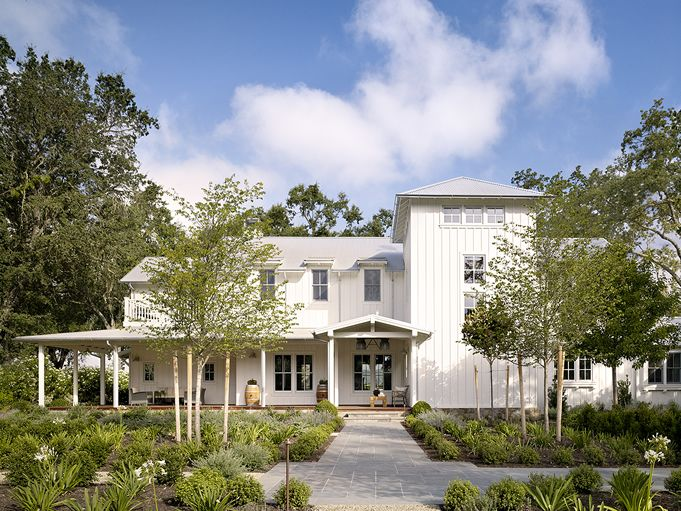 Willrich Architecturethis Is Actually In Napa But The Look Would Be So Modern Farmhouse StyleWhite