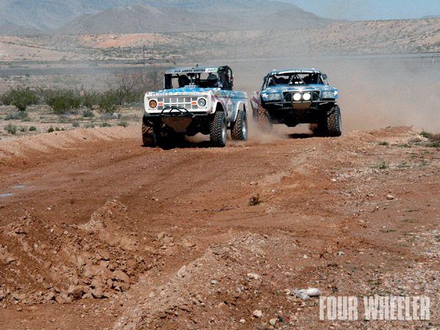 Mint 400 2009 Desert Race Ford Bronco