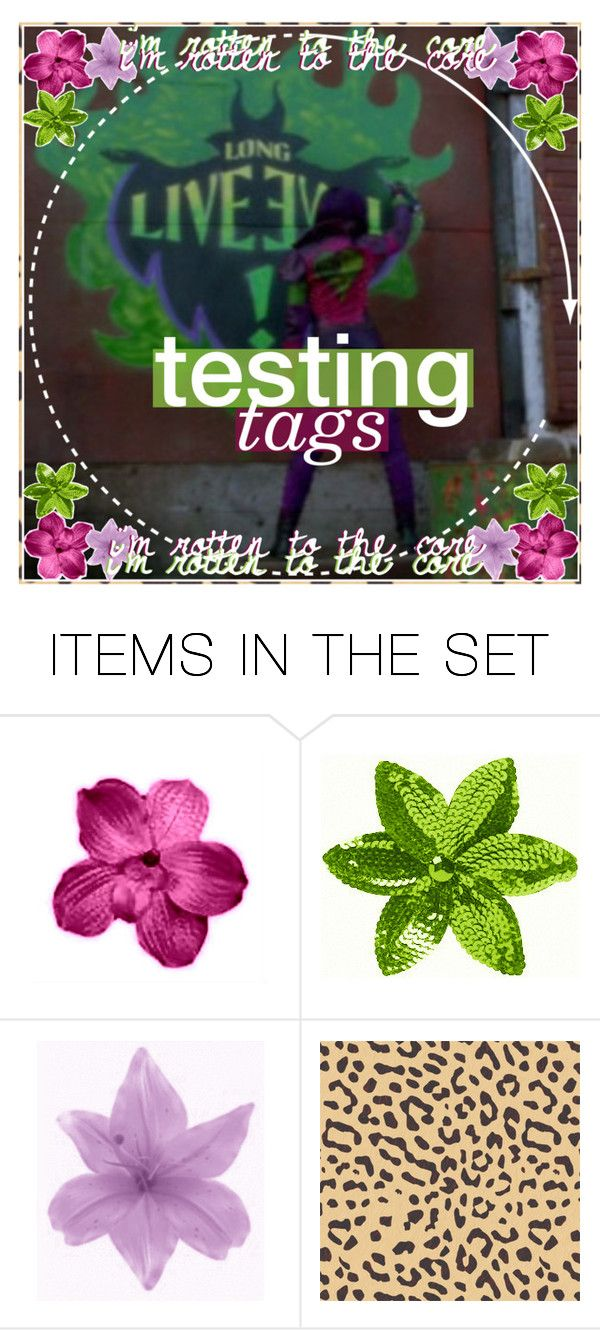 """""""♄-♢;; TESTiNG TAGS"""" by d-escendants ❤ liked on Polyvore featuring art"""