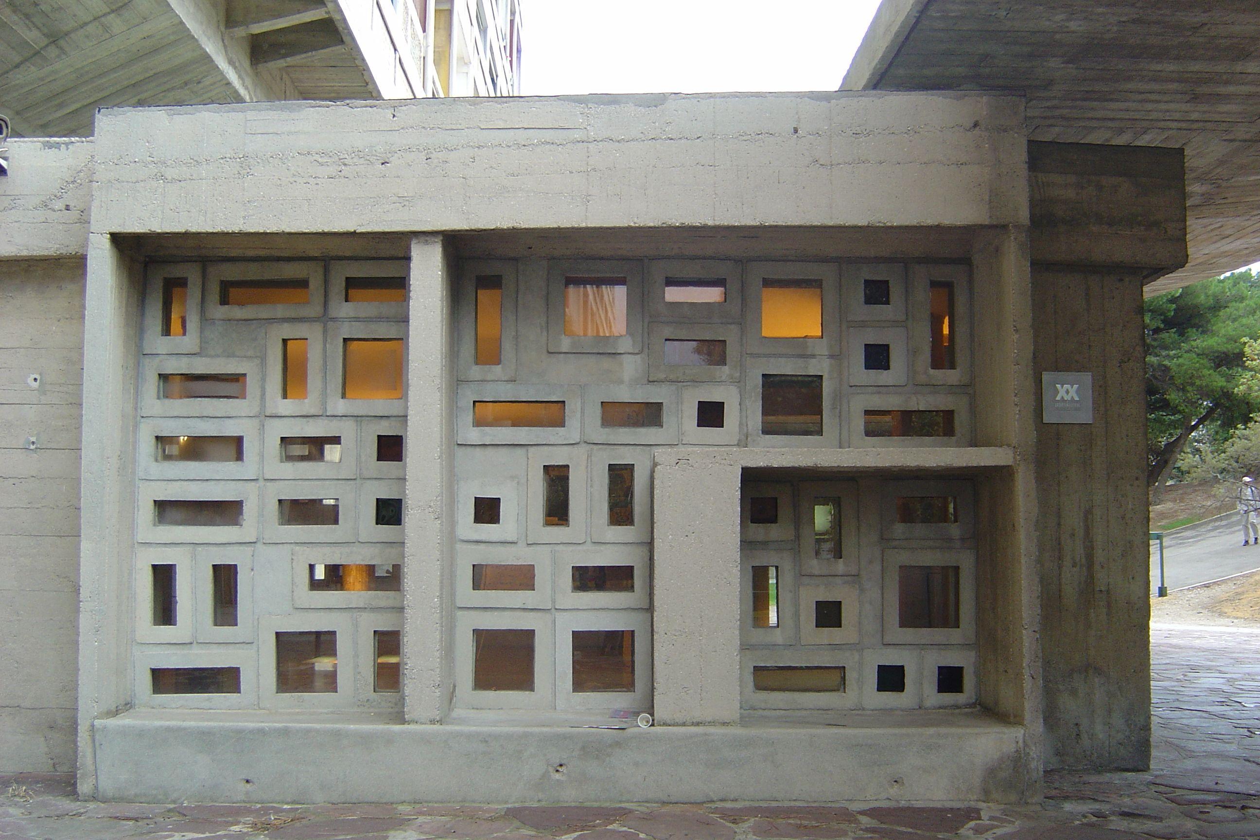 le corbusier cite radieuse/marseille Radieuse, Le