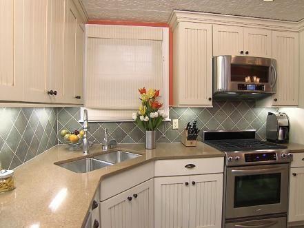 Our Favorite Kitchen Backsplashes Diy network, Kitchens and