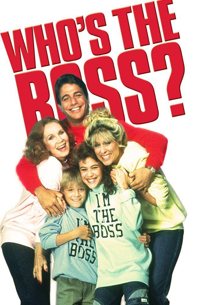 Who's the Boss? Boss tv, Tony danza, Columbo tv series