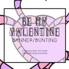 Here is a fun, cute Valentine's themed bunting/banner that you can put up in your classroom or home. Enjoy!...