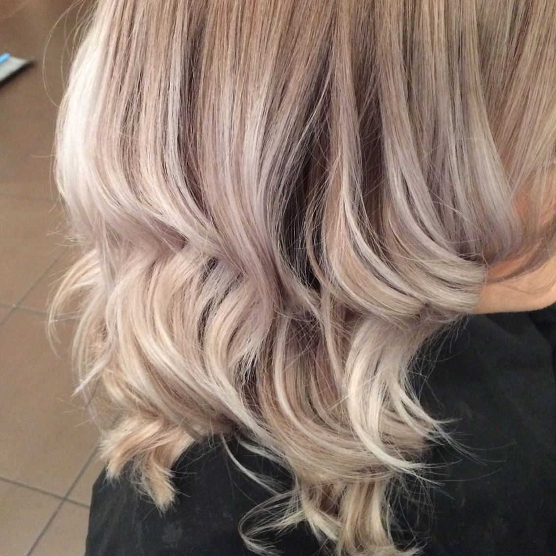 Perfect ash blonde no filter needed by bonny braunack