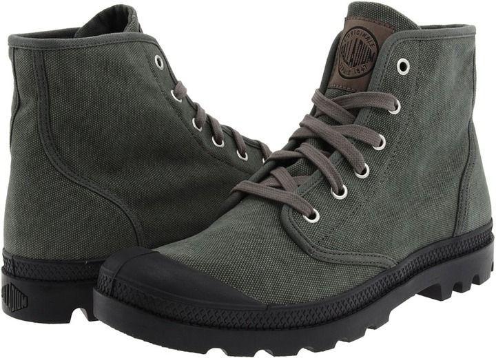 new style 4fbb7 4676d Palladium Pampa Hi Men s Lace-up Boots