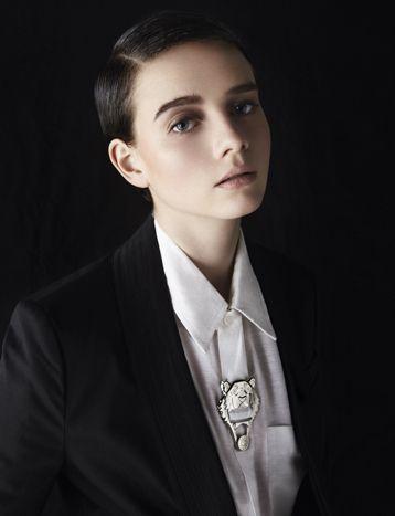 Pauline Etienne by Lara Giliberto - Crash Magazine