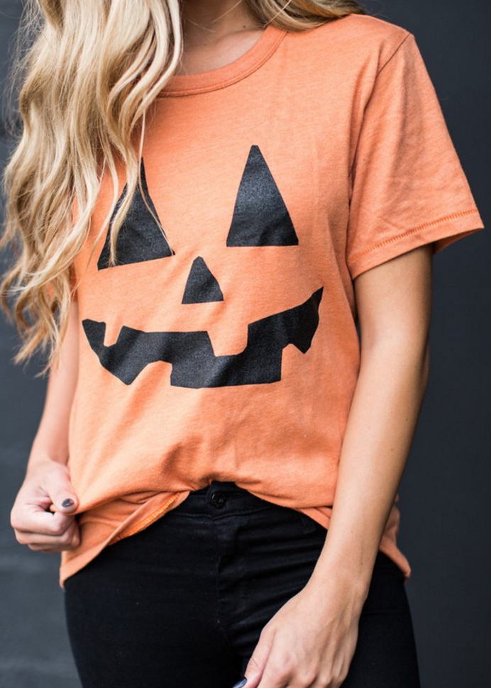a250cd7b cute pumpkin tee | Orange | Pumpkin halloween costume, Halloween ...
