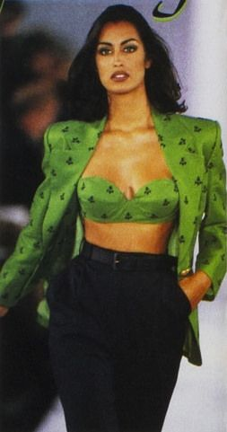 Photo of Yasmeen Ghauri