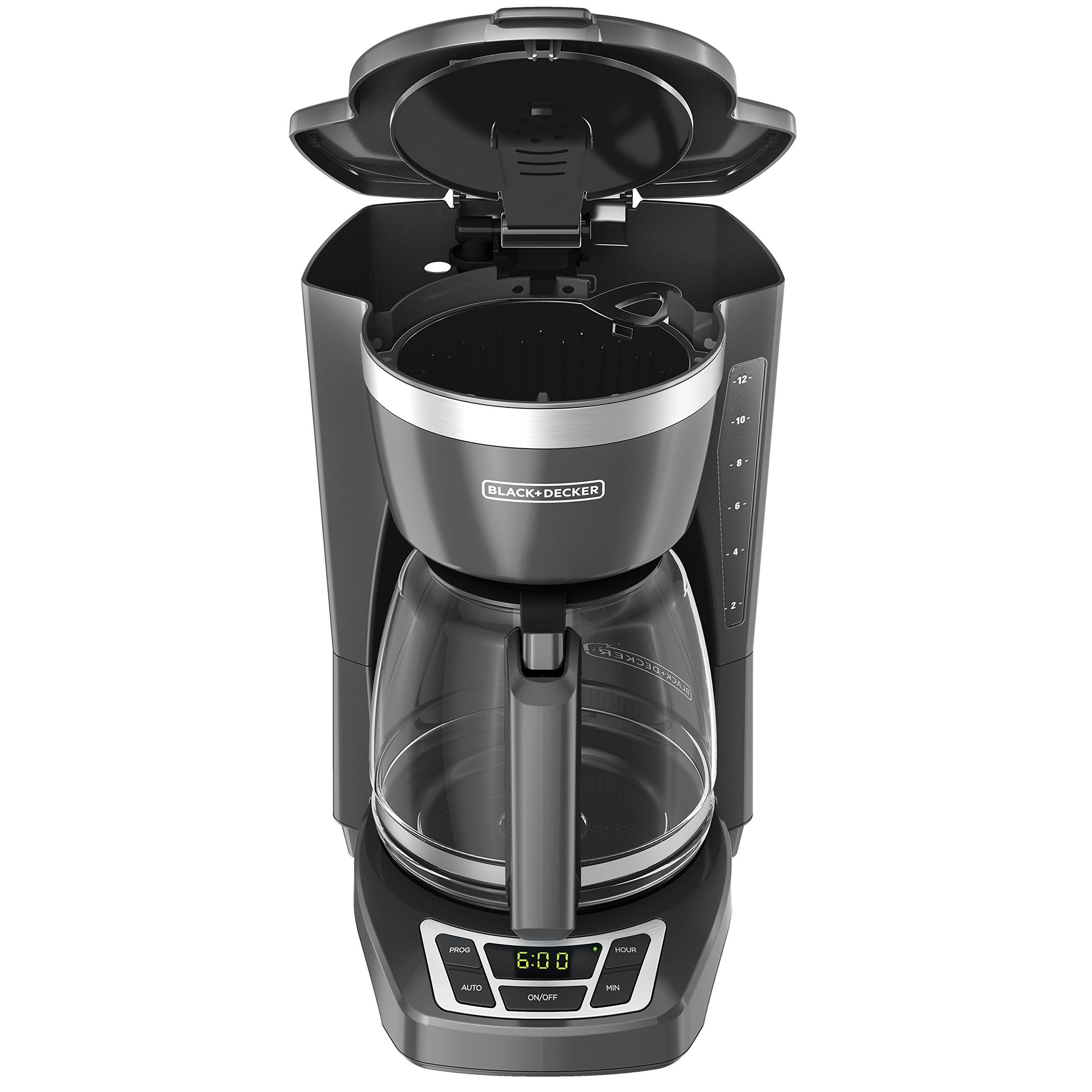 Bd Drip Coffeemaker Ss Gray Cm1160G  Learn More By