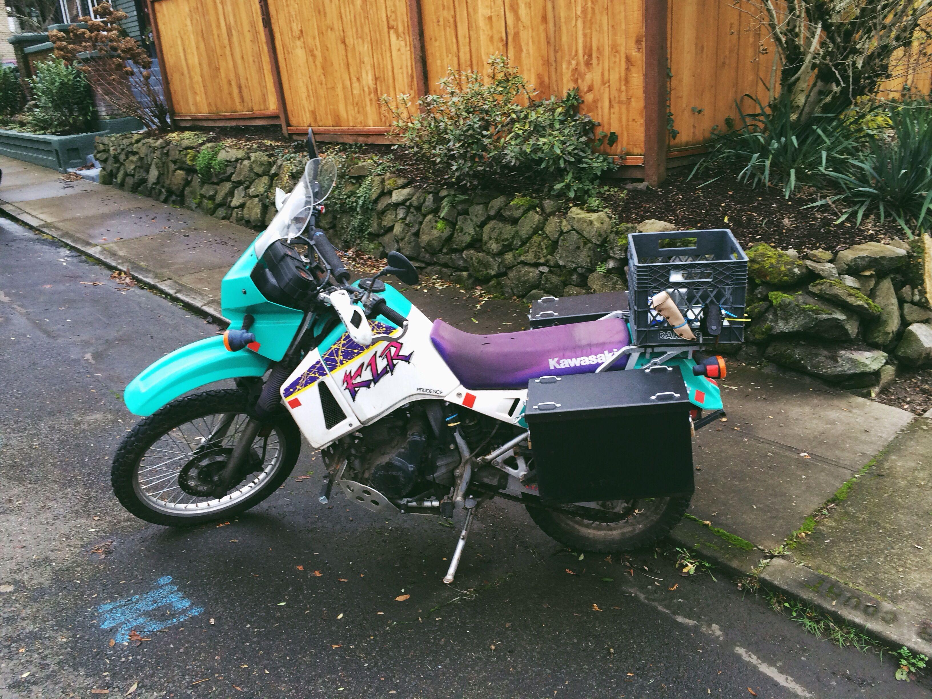Kawasaki Klr Bad Mpg